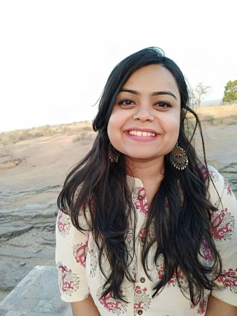Ishita Naithani